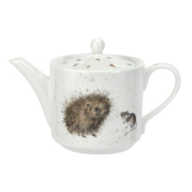 Wrendale Designs Hedgehog Teapot 0,6 liter