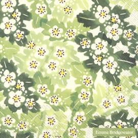 Emma Bridgewater Green Hawthorn Lunch Napkins