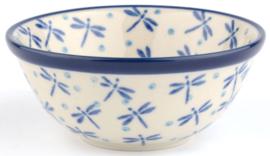 Bunzlau Bowl 150 ml Ø 10 cm Damselfly