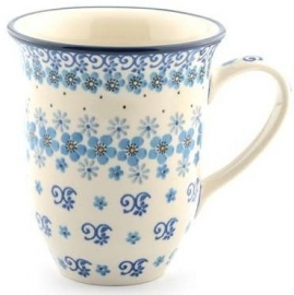 Bunzlau Tulip Mug 500 ml Autumn Breeze