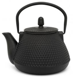 Bredemeijer Cast Iron Teapot Wuhan 1 liter Black