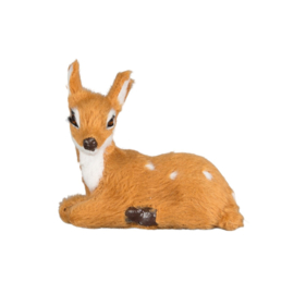 Sass & Belle Christmas Decoration Sophie the Soft Sitting Fawn