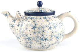Bunzlau Teapot 2000 ml Sea Star