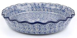 Bunzlau Pie Dish Wide Edge 1610 ml Buttercup
