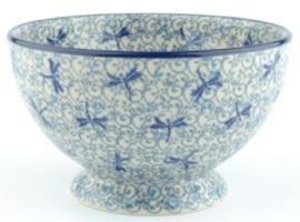 Bunzlau Bowl on Foot 630 ml 14,5 cm Firefly