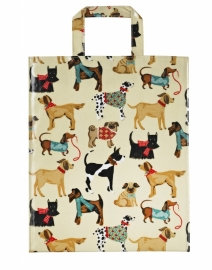 Ulster Weavers PVC Medium Bag Hound Dog