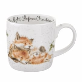 Wrendale Designs The Night Before Christmas Mug