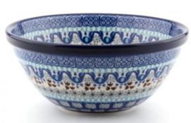 Bunzlau Bowl 17 cm Marrakesh
