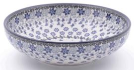 Bunzlau Serving Bowl 1250 ml Ø:22,5 cm Belle Fleur