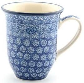 Bunzlau Tulip Mug 500 ml Lace