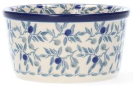 Bunzlau Ramekin Bowl 190 ml Ø 9 cm Blue Olive