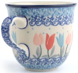 Bunzlau Tulip Mug 200 ml Tulip Lovely Pink -Limited Edition-