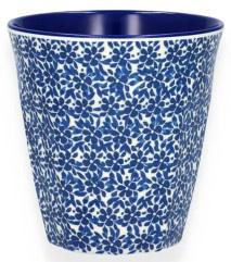 Bunzlau Castle Melamine Cup Blooming
