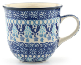 Bunzlau Tulip Mug Senseo 200 ml Nautique