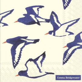 Emma Bridgewater Oyster Catchers Lunch Napkins