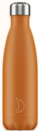 Chilly's Drink Bottle 500 ml Burnt Orange