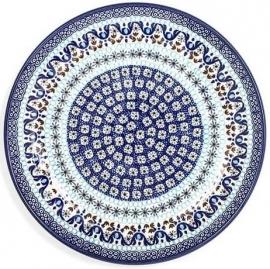 Bunzlau Plate 25,5 cm Marrakesh