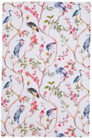Ulster Weavers Tea Towel Cotton Oriental Birds