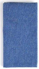 Bunzlau Table Runner Dark Blue 45 x 140 cm