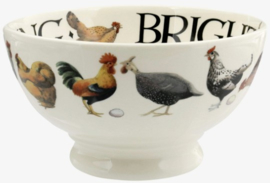 Emma Bridgewater Rise & Shine Bright New Morning French Bowl