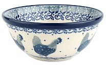 Bunzlau Bowl 250 ml 12,5 cm Chicken -Limited Edition-