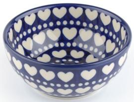 Bunzlau Rice Bowl 300 ml Blue Valentine