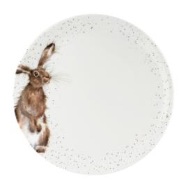 Wrendale Designs Dinner Plate Hare