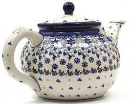 Bunzlau Teapot 2 l Belle Fleur