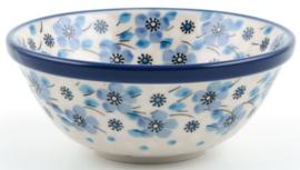 Bunzlau Bowl 250 ml Ø 12,5 cm Blue White Love