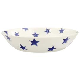 Emma Bridgewater Blue Star Medium Pasta Bowl / Dish