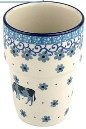 Bunzlau Milk Mug 240 ml Cow -Limited Edition- * b-keuze *