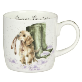 Wrendale Designs The Boxing Day Walk Mug