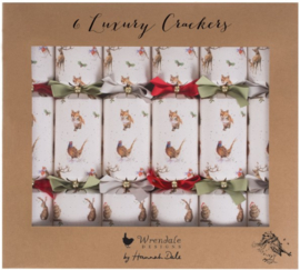 Wrendale Designs Luxury Christmas Crackers Woodlands