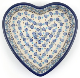 Bunzlau Baking Dish Heart 720 ml Seville