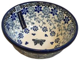 Bunzlau Bowl 12,5 cm Butterfly Center -Limited Edition-