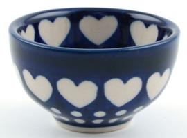 Bunzlau Bowl 50 ml Blue Valentine