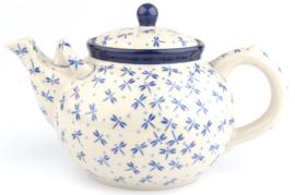 Bunzlau Teapot 2000 ml Damselfly