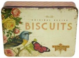 Meander Blik Biscuits - Nostalgia