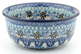 Bunzlau Salad Bowl 370 ml Blue Coral