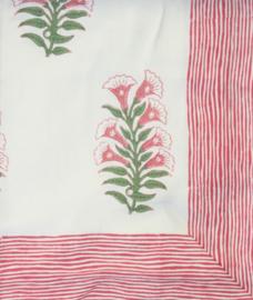 Rozablue Tafellaken Sage roza 180 x 270 cm
