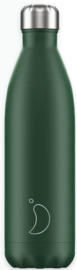 Chilly's Drink Bottle 750 ml Matte Green