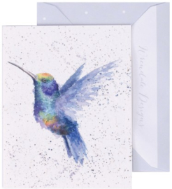 Wrendale Designs 'Rainbow' miniature Card