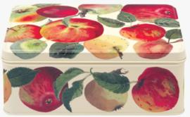 Emma Bridgewater Vegetable Garden Apples Rectangular Tin