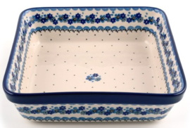 Bunzlau Oven Dish Square 3200 ml Fresh 27 x 8 x 27 cm