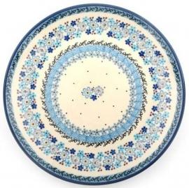Bunzlau Plate 25,5 cm Springtime