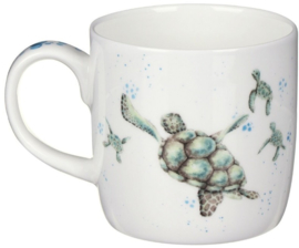 Wrendale Designs 'Swimming School' Mug