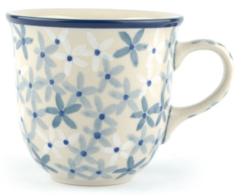 Bunzlau Tulip Mug 200 ml Sea Star