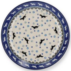 Bunzlau Plate Ø 20 cm Dog -Limited Edition-
