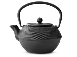 Bredemeijer Cast Iron Teapot Jang 1,1 liter Black