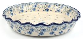 Bunzlau Pie Dish Wide Edge 1610 ml Daydream